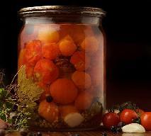 Kiszone pomidory - dobry przepis