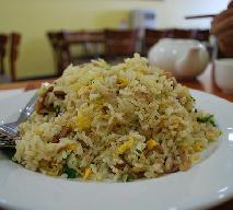Przepisy na andrzejki - dania na ciepło: filet z dorsza z ryżem