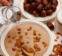 Rozgrzewający pudding kasztanowy - jak przygotować?