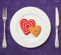 Sałatka zwiększająca apetyt na seks: przepis idealny na walentynki