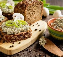 Porowo-twarożkowa pasta do chleba