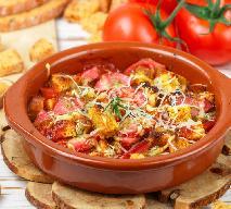 Blacha pomidorowa zero waste, czyli 'Forma Obfitości' Laury Osęki
