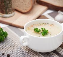 Zupa śledziowa - przepis Ewy Wachowicz
