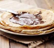 Jak zrobić naleśniki z serem i czekoladą?