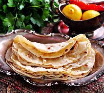 Chlebek ormiański, czyli lawasz: przepis