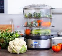 Parowar: jakie korzyści płyną z gotowania w parowarze?