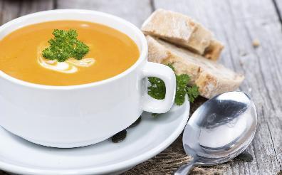 Zupy z dyni
