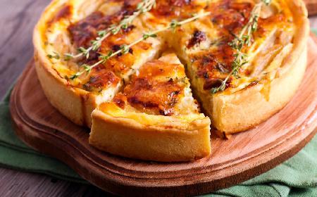 Wytrawne ciasto serowe - smaczne i szybkie w przygotowaniu