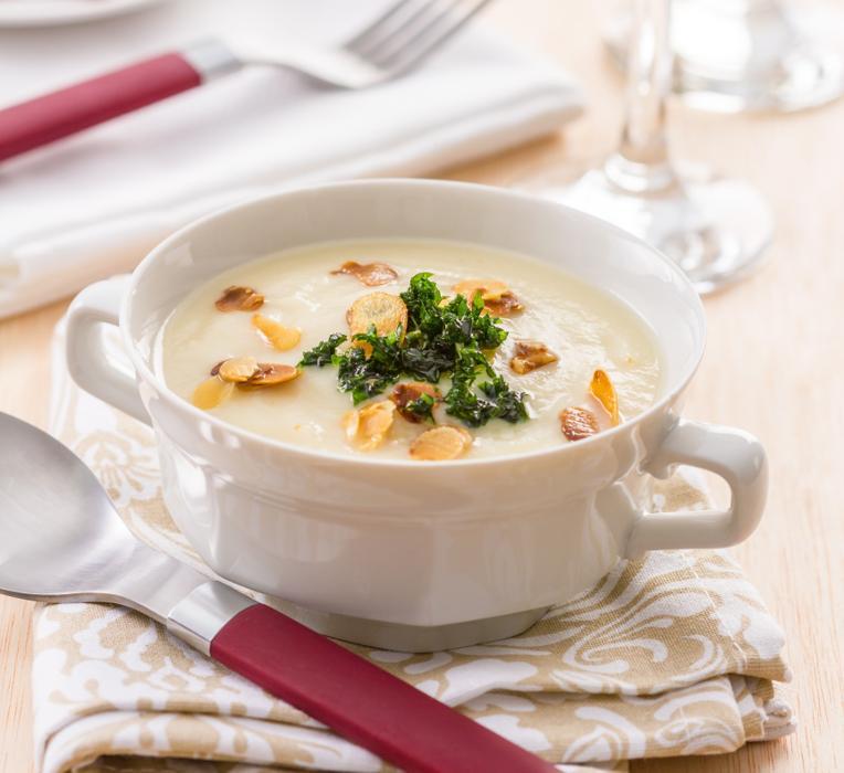 Zupa migdałowa: Wigilia kresowa