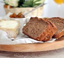 Chlebek kasztanowy - smaczne ciasto z jadalnych kasztanów