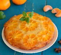 Bajeczne ciasto proszkowe z mandarynkami: idealne na świąteczny stół