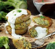 Obłędne burgery z brokułów i komosy ryżowej