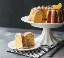 Piaskowa babka bezglutenowa - puszyste ciasto bez glutenu