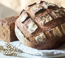 Chleb żytni  - przepis na pyszne domowe pieczywo z mąką żytnią