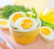 Jajka na twardo po świętach