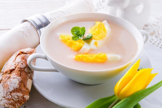Zupa chrzanowa na Wielkanoc - jak zrobić staropolską chrzanicę?